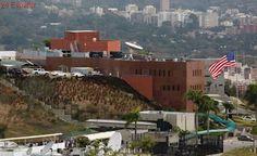 Estados Unidos ordena salir de Venezuela a las familias del personal de la embajada en Caracas