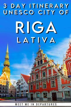 Riga itinerary | 3 days in Riga | Riga 3 days guide | Weekend break to Riga | The perfect 3 day Riga itinerary | Latvia capital | What to do in Riga | Where to stay in Riga | Riga Old Toen | Visiting Riga | things to see in Riga | Riga Bucket list | Day trips from Riga | Latvia itinerary | Trip to Riga | Everything for the perfect short trip to Riga | Visit Latvia #Riga #Baltics #Latvia #EasternEurope Beautiful Places To Travel, Best Places To Travel, Europe Destinations, Europe Travel Tips, European Vacation, European Travel, Places In Usa, Estonia Travel, Travel Jobs