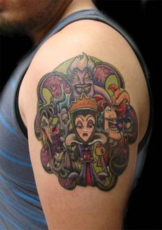 Villians, Now thats what I'm talkin about!! Love this!