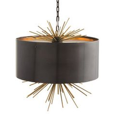 pendants stairs and chandeliers on pinterest arteriors soho industrial style pendant light fixture