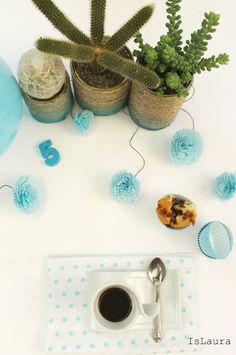 Come realizzare fiori riciclando i cupcake (5)