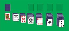 The classic addictive Solitaire computer game is now available as a box of 52 playing cards with original artwork by Susan Kare. Pixel Art, Microsoft, Desgin, Solitaire Cards, Deck Design, Ux Design, Graphic Design, Book Projects, Gaming Computer