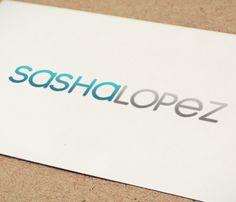 Logo Sasha Lopez