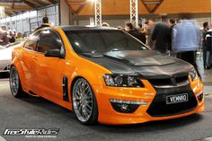 Holden commodore with Custom plates. Australian Muscle Cars, Aussie Muscle Cars, Chevy Ss, Chevrolet Ss, Holden Muscle Cars, Holden Monaro, Holden Australia, Trains, Pontiac G8