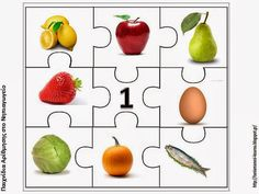 Counting Activities, Math Games, Activities For Kids, Preschool Literacy, Preschool Printables, Number Games, Alphabet Print, Special Needs Kids, Special Education