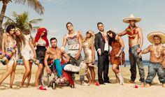 """Geordie Shore 3 Os nossos """"Geordies"""" favoritos fazem estragos em Cancun."""
