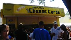 Classic: Fried Cheese Curds