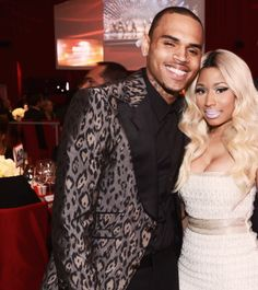 Are nicki minaj and chris brown dating