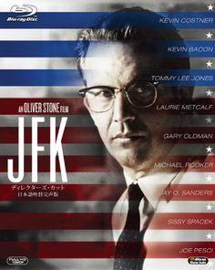 JFK /// JFK /// ケネディ暗殺の真相 /// 1991
