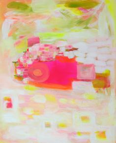 Abstract, 2014, Jill Marie Greenhill on Etsy