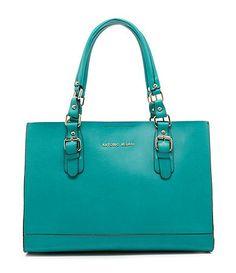 Available at Dillards.com #Dillards$119 teal/coral/cognac/orange/green