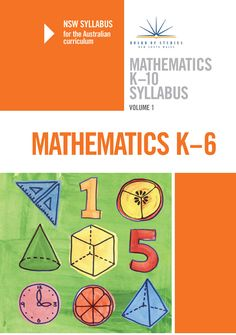 Image for Mathematics K–10 Syllabus Vol 1: K–6 from BOSTES