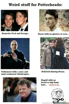 Things you may or may not have known about Harry Potter.