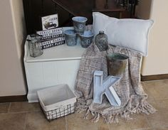French country/farmhouse decoraing
