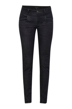 Pulz Jeans Skinny-fit-Jeans »Carmen Highwaist« für 99,95€. Jeans im Skinny-Fit, Aus hochwertigem Stretch-Denim, Modell CARMEN, Skinny-fit/ schmale Form bei OTTO