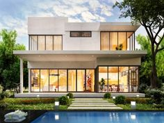 The dream house 9