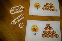 math finger counting printables!!! similar to touch math...one-to-one correspondancem number recoginiton, and counting