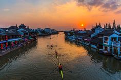Daily Dozen for Oct. 31, 2014 -- Photos -- National Geographic Your Shot the venice of Shanghai - water village