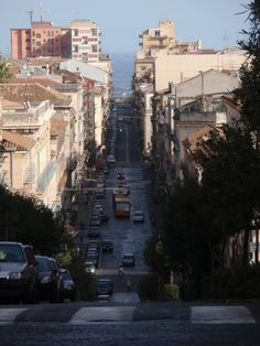 #Catania Street - #Italy #Sicily Catania