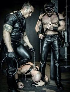Gay Bdsm Leather 121