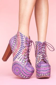 i can't stand to look at another pair of these shoes if they are not in my closet or on my feet.