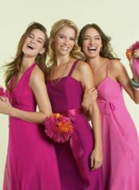 Vestidos para damas de honor puebla