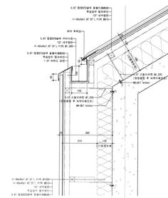 This unique photo is seriously an interesting design technique. Roof Design, House Design, New Build Developments, Build My Own House, Modular Housing, Metal Facade, Fibreglass Roof, Roof Trusses, Roof Detail