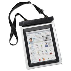 Waterproof Case - Tablet (Item No. 116527-T) from only $3.19 ready to be imprinted by 4imprint Promotional Products