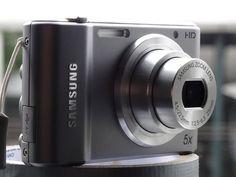 Review - Camera Fotográfica Samsung ST64