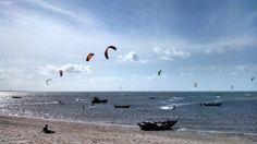 Cajueiro da Praia é um município do estado do Piauí. Na praia de Barra Grande, por exemplo, os ventos fortes favorecem as práticas esportivas e contribuem para elevar o fluxo tanto de esportistas quanto de turistas que buscam tranquilidade na vila de pescadores.
