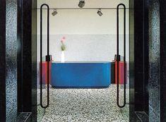 Ettore Sottsass, Esprit Lausanne, 1988