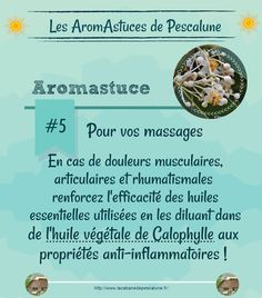 #AromAstuce N°5 de la Cabane aux Arômes