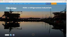 Realizzazione interfaccia grafica e copystrategy cliente: Serfrigo, Ravenna  art direction: Agenzia Image, Ravenna