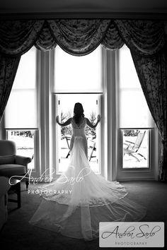 SJ & Ben - Stunning Wedding dress!
