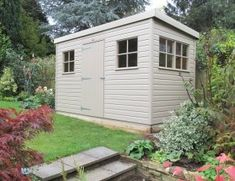 Pent Roof Superior Shed