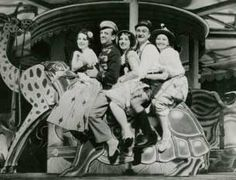 Tilly Losch Dancer | to R: Tilly Losch, Fred Astaire, Adele Astaire, Frank Morgan, Helen ...