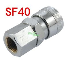 10pcs Pneumatic Elbow Quick Connector Air Fittings Adapter Push In to Connect Tube Fitting 8mm Diameter Thread G1//4 Set