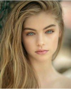 Jade Weber by Most Beautiful Faces, Stunning Eyes, Gorgeous Eyes, Beautiful Pictures, Girl Face, Woman Face, Jade Weber, Beauté Blonde, Pretty Face