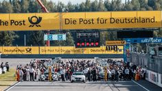 DTM 2015 Moscow Raceway - Grid