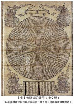 Great Wish-Granting Dharani Wheel
