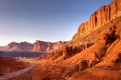Visit Utah: Lush valleys, red rock domes, and pine trees. Drive through them all on your iconic road trip through Utah's national parks this summer, and experience the Road to Mighty. South Dakota, South Carolina, Arches Nationalpark, Yellowstone Nationalpark, Oh The Places You'll Go, Places To Travel, Places To Visit, North Cascades, Crater Lake