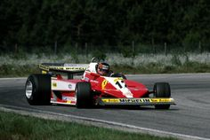 Gilles Villeneuve (Sweden 1978) by F1-history on DeviantArt