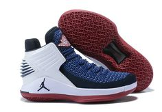 Wholesale Air Jordan XXXII men's Basketball Shoes-037