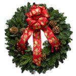 Christmas Wreaths - Gorgeous Christmas Wreaths from Christmas Forest Wreaths