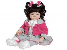 Boneca Puppy Play Date - Adora Doll
