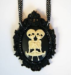 Always and Everywhere Conjoined Twins Cameo by CutieDynamite, $40.00