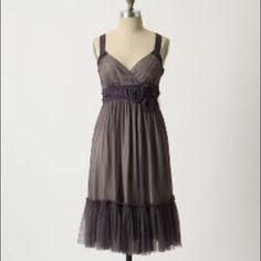 NWOT Anthropologie Spirited Away Dress This beautiful dress is NWOT. It is Moulinette Soeurs for Anthropologie. Anthropologie Dresses