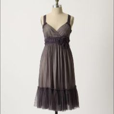 🎉HP🎉 NWOT Anthropologie Spirited Away Dress This beautiful dress is NWOT. It is Moulinette Soeurs for Anthropologie. Anthropologie Dresses