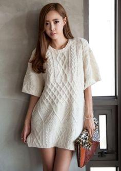 GUMZZI - knitting dress