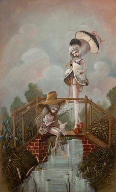 TOM AND BECKY by Kukula (Nataly Abramovitch)